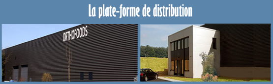 Plateforme de distribution Vitaminor