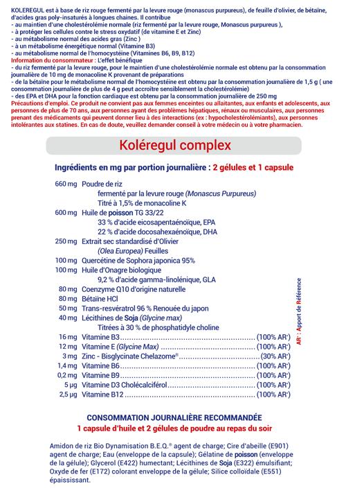 koleregul
