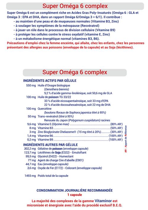 super omega 6