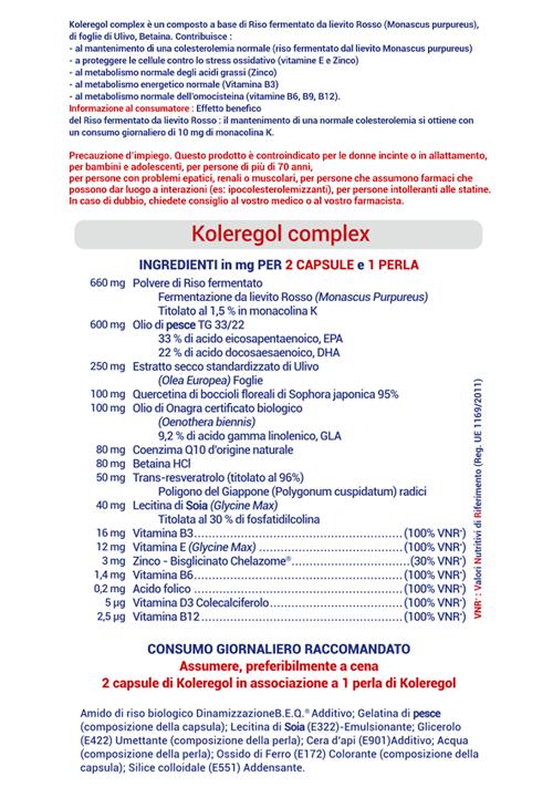 koleregol